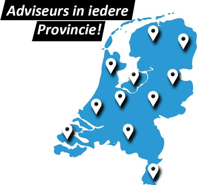 EPA-U adviseurs in heel Nederland | Energielabelvoormijnpand.nl